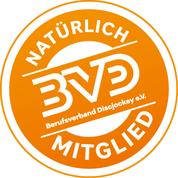 BVD - Berufsverband Discjokey e.V. Mitglied