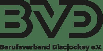 BVD - Berufsverband Discjokey e.V. Logo