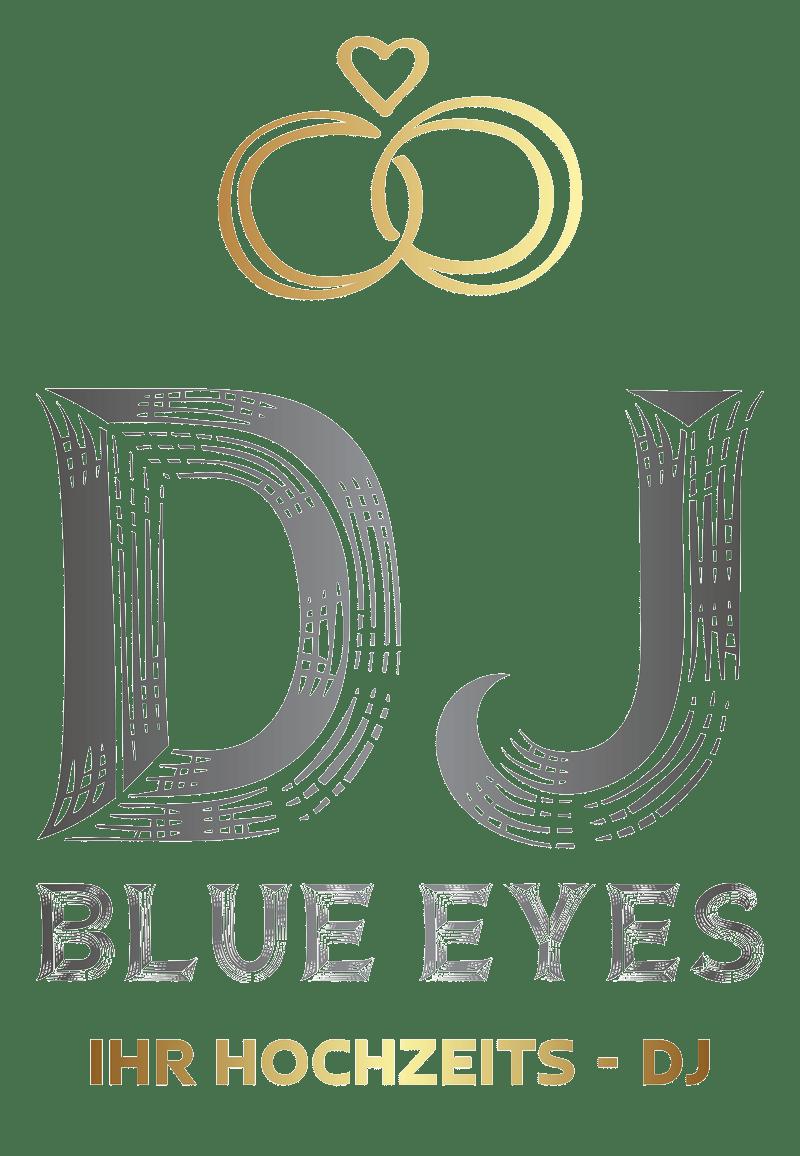 Hochzeits-DJ Sachsen - Blue Eyes - Logo