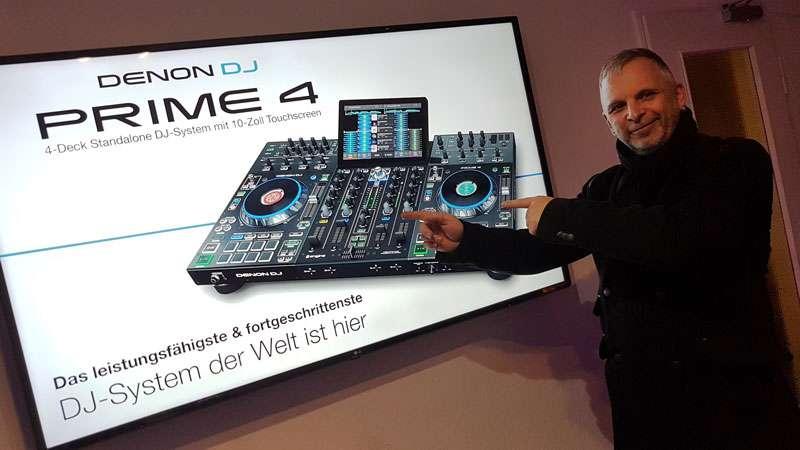 Denon DJ System Prime 4