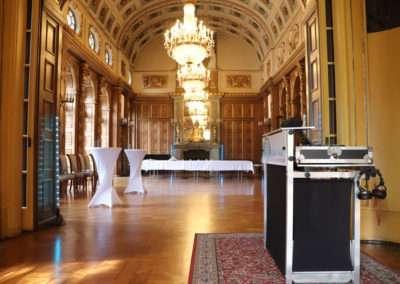 Hochzeit DJ Sachsen Hochzeit Schloss Waldenburg 2019 - Bild 31