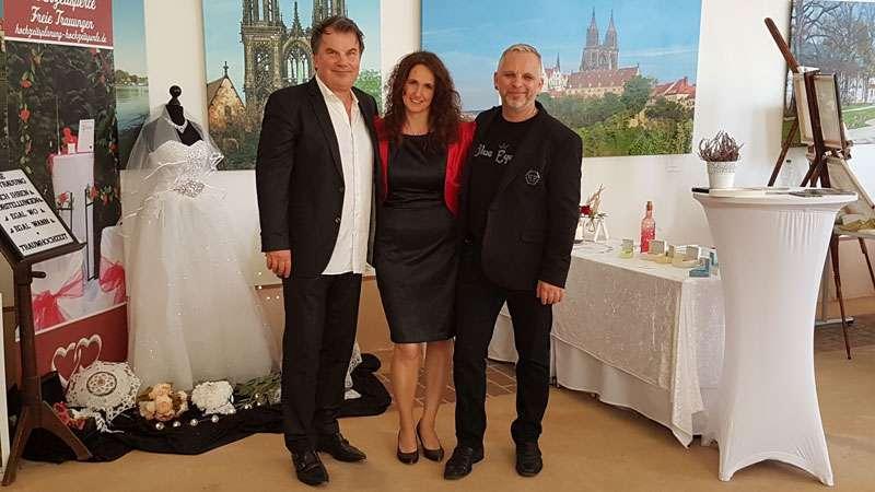 Hochzeit DJ Sachsen Hochzeitsmesse Barockgarten Grosssedlitz 2019 - Bild 27