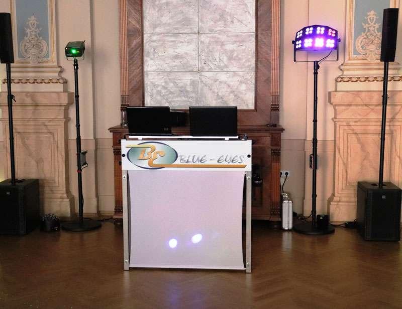 Hochzeits DJ Standard Lichttechnik